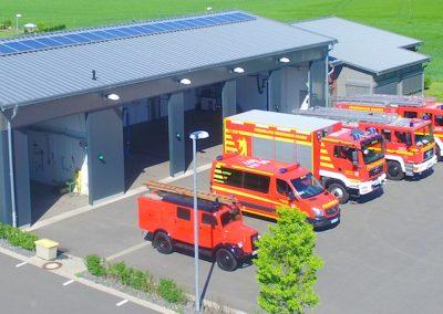 Feuerwehrhaus seit Januar 2014