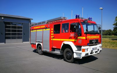 Brandmeldeanlage Oberschule