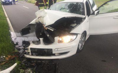 Verkehrsunfall Hüttenstraße